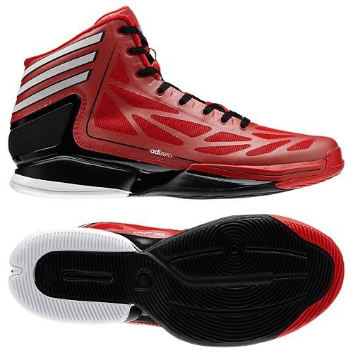 Zapatos adidas adizero crazy light 2 shoes importados